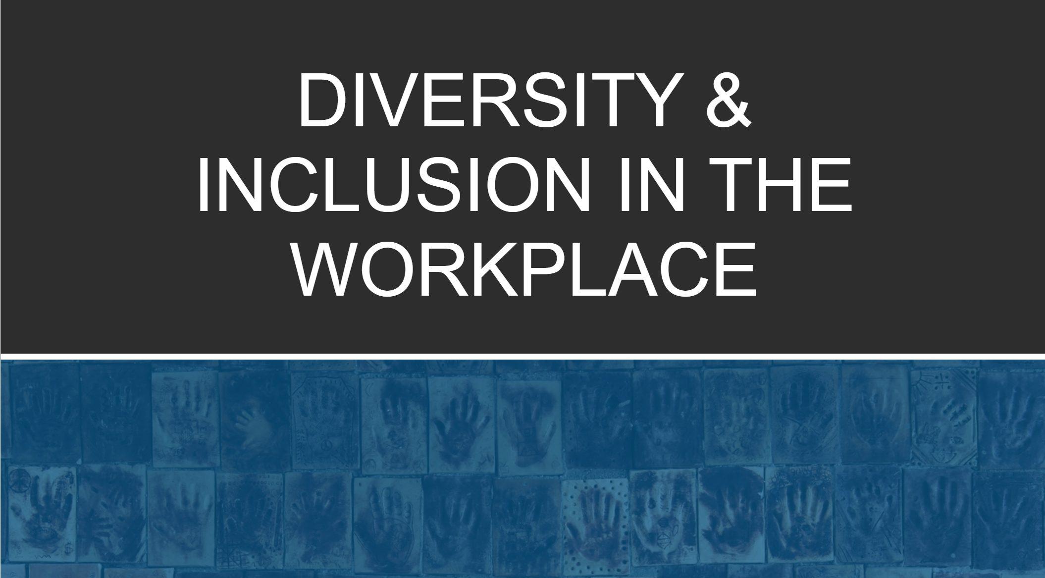 diversityintheworkplace